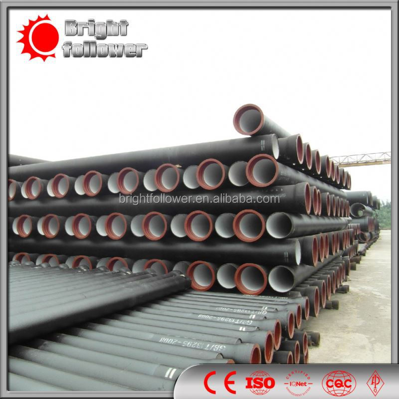 Bs En 545 Ductile Iron Pipe Class K9 Competitive Prices