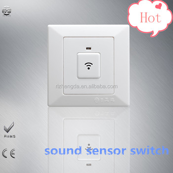 Voice Control Light Switch Small Light Switch Modern Light Switches - Buy  Voice Control Light Switch,Small Light Switch,Modern Light Switches Product