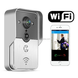 WiFi Video Doorbell with Zmodo Beam Smart Home Hub and WiFi Extender