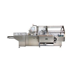 Auto Aluminous Model Board Sachet Tube Ampoule Injection Packer Cartoning Machine Prices