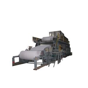 Double Cylinders Wiping and Tissue Paper Making Machinery