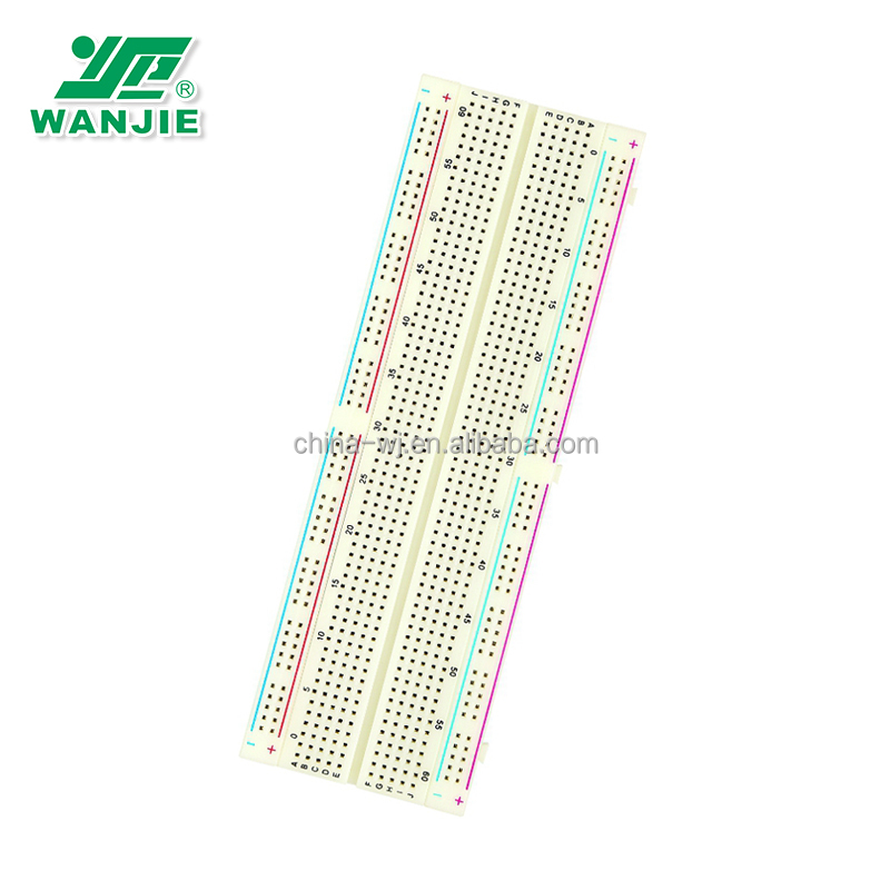 Vibration resistance Excellent quality breadboard components