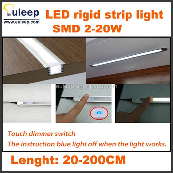 Touch Dimmable Led Under Cabinet Light,Touch Switch Led Strip ...