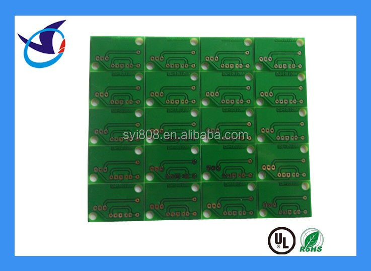 Production rigid speaker circuit board metal detector pcb board