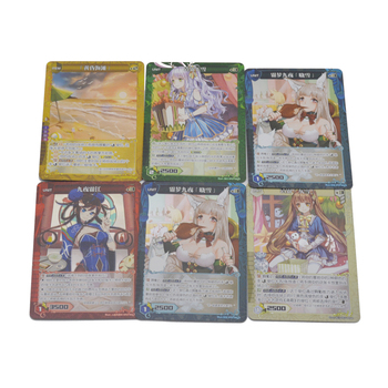 High Quality Custom Printing Yugioh Pokemon Playing Cards For Kids