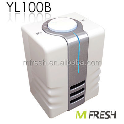 high effecient MFresh YL-100B wall mounted high voltage ionizer generator with CE and RoHs certification