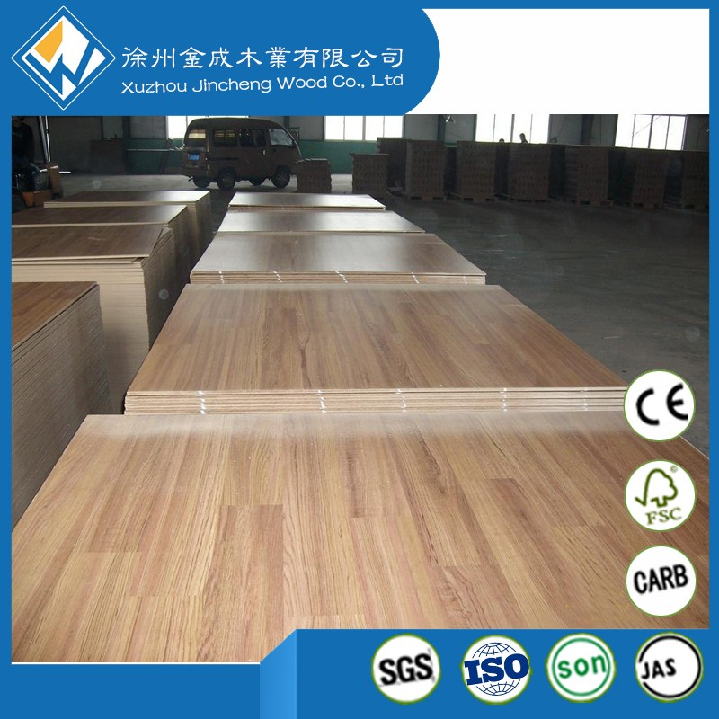 High quality cheap melamine/raw mdf for furniture use
