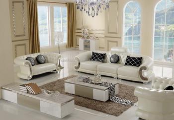 Furniture Living Room 7 Seater Sofa Set