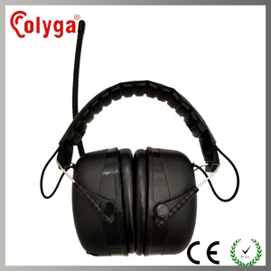 Best Quality China Manufacturer Protector Foldable Earmuff Safety Prevent Ear Muffs Dab Radio
