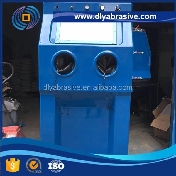 9070 Wet Sand Blast Cabinet / Sandblasting Machine / Water Used ...