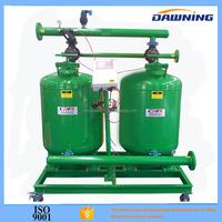 Sand media filter for drip irrigation system