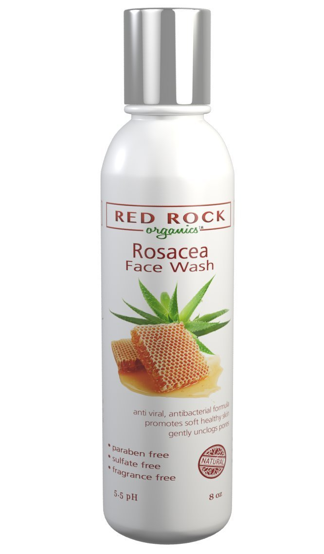 Rosacea facial wash #10