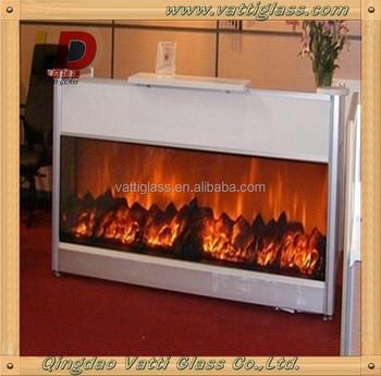 3mm 4mm 5mm Ceramic Glass Fireplace Doors,Wood Burning Fireplace ...