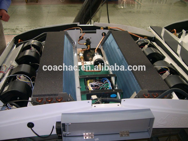 China Roof Top Mini Bus Air Conditioning /air Cooling System/ac ...