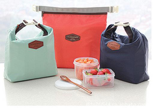 women men fashion solid color handbag frozen lunch bag box. Black Bedroom Furniture Sets. Home Design Ideas