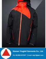 2015 Wholesale high quality men's snowboard jacket from Yingjieli