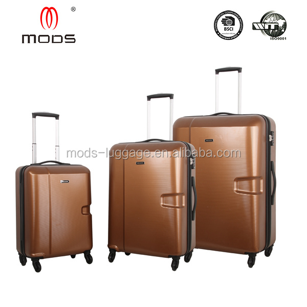 Global travel ABS luggage trolley in jiaxing