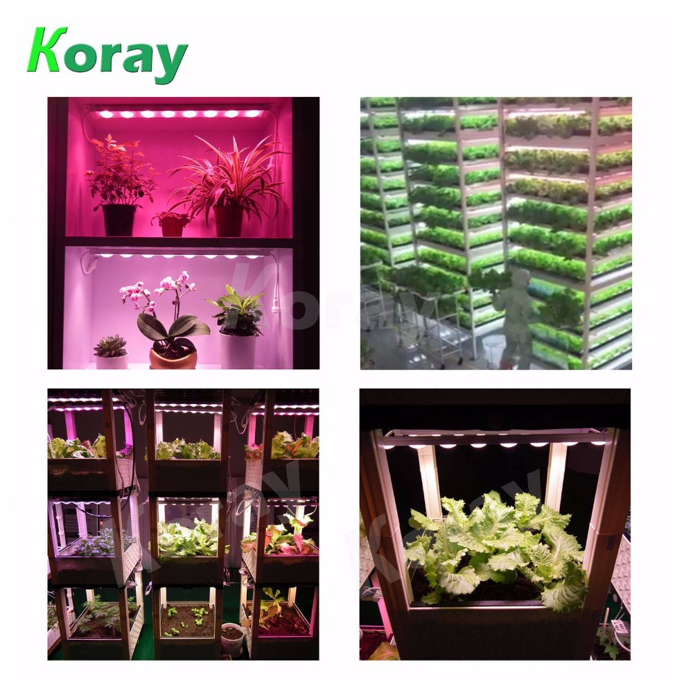 Vertical farming systems Commercial horticultural LED lighting LED Grow Light Lamp