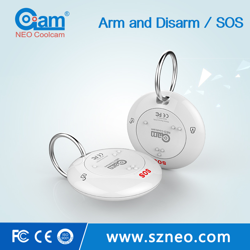 sos button elderly cell phone with alarm siren for smart home