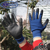 NMSAFETY 13G PU Work Gloves Palm Coated ,working gloves,Workplace Safety Supplies