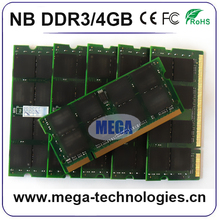 Brand and model number CPU 8gb ddr3 ram for laptop price