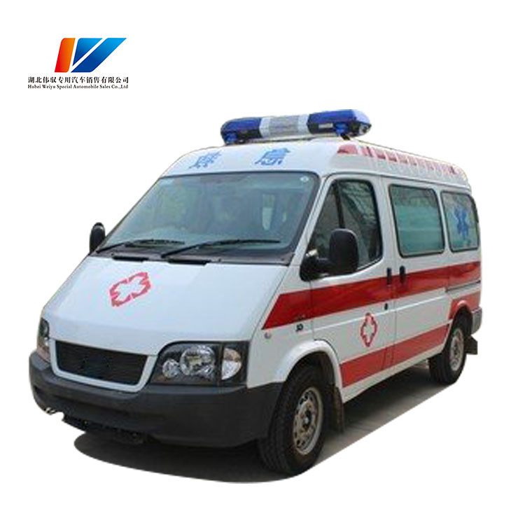 New ambulance van with stretcher ambulance prices