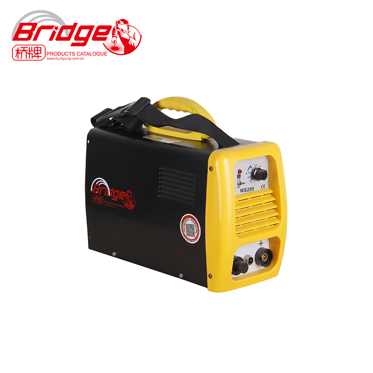 2017 new TIG 200 amp single phase IGBT dc inverter WS chinese welding machine for aluminium