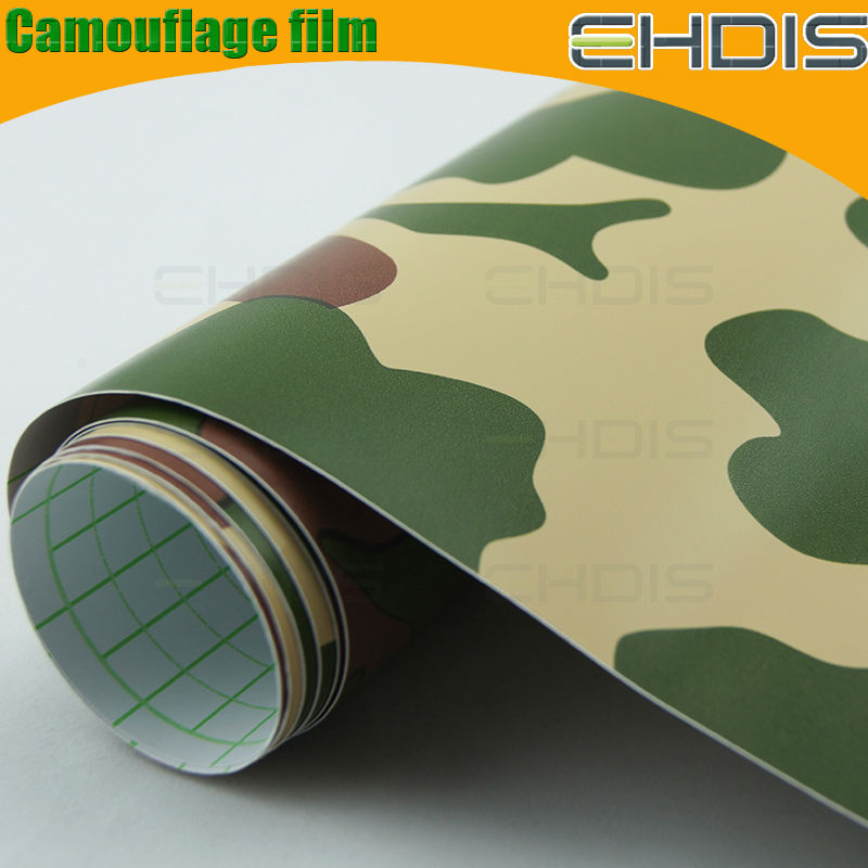 Camouflage Car Film Camouflage Car Film Suppliers And Manufacturers