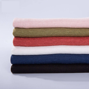 Wholesale organic solid knit hemp fabric for lining