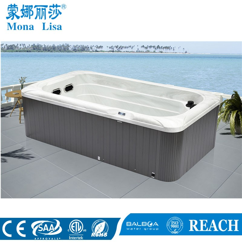 swimming pool products Monalisa outdoor luxury swimming pool m-3504