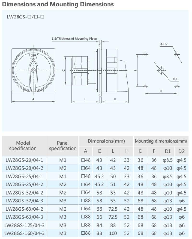 Bremas Rotary Switche Wiring Diagrams Schematics Drum Switch Reversing Diagram Lw28gs Padlock Type Power Cut Off Cam Buy On