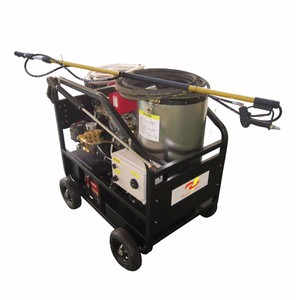 gas powered portable pressure washer house cleaning machines