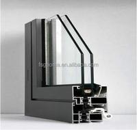 Aluminum profiles for window and doors powder coating for aluminum windows and doors