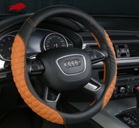 Wholesale 13 inch PVC car steering wheel cover