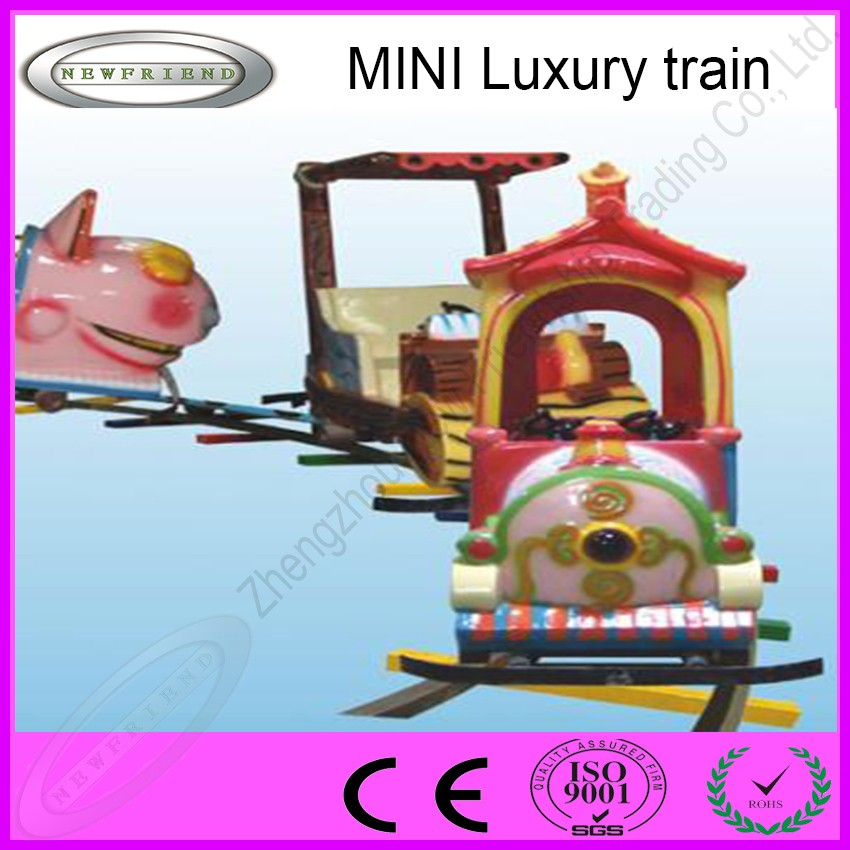 Manufacturer supply children electric train for sale
