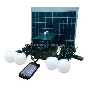 accumulators charging lighting &charging solar system kits outdoor
