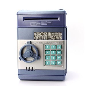 Code Case Money Box Piggy Bank ATM Saving Pot Bank 881506 For Sale