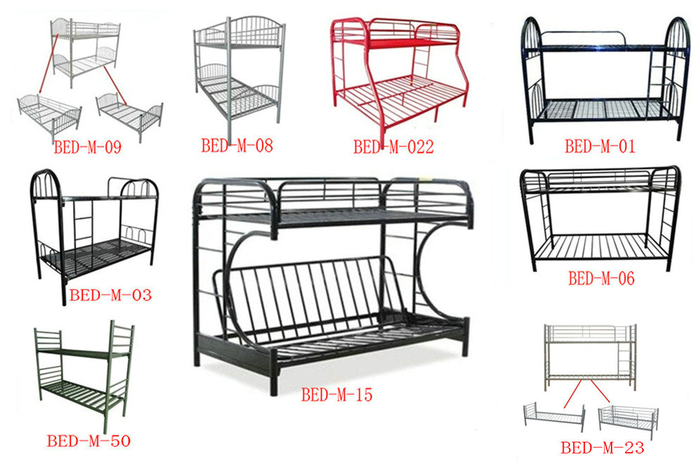 Ironjarl C type made in china metal sofa bunk bed new model sofa bed