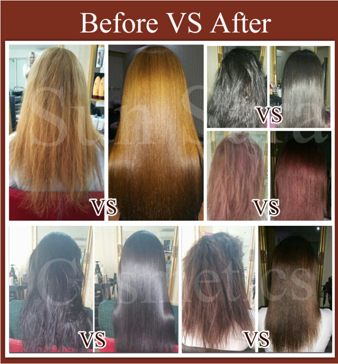 How To Protect Natural Hair When Straightening