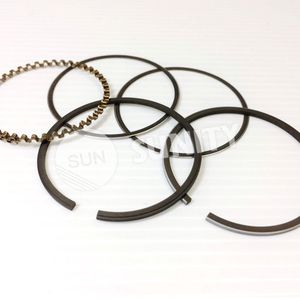 Genuine famous generator engine spares parts Taiwan made EM500 46mm piston rings for honda motors