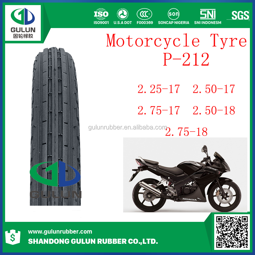 275 17 250 17 China export motorcycle tire