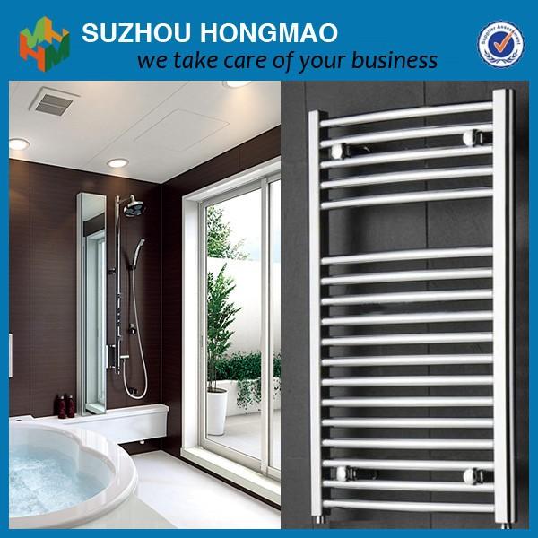 cromo dritto curvo termoarredo scalda radiatori da bagno