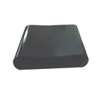black antistatic nonstick fire proof ptfe coated seamless conveyor belt for machines