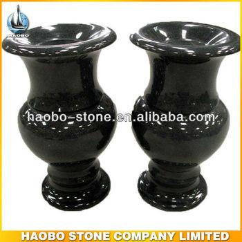 Haobo Stone Memorial Accessories Granite Vases For Graves Buy