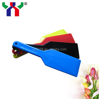 Plastic Four Color Ink Knife for Printing Machine