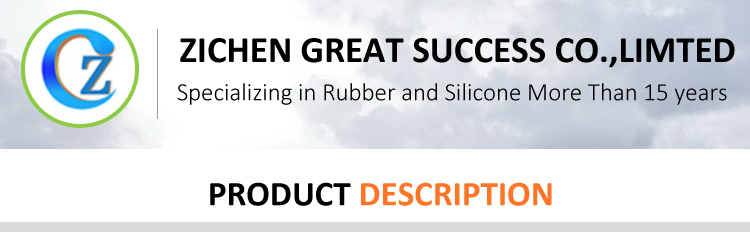 High Temperature Waterproof Silicone Rubber Tube Soft Rubber Hose