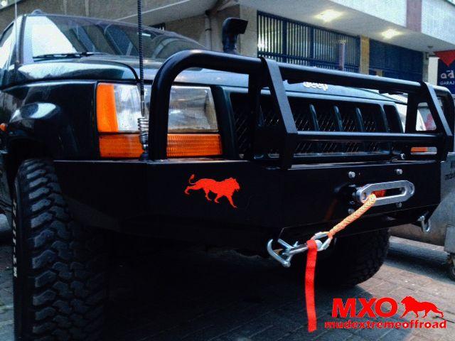 Mxo Off Road Bumper For Jeep Grand Cherokee 93 98 Zj Buy Bumper Product On Alibaba Com