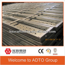 scaffolding steel metal plank for construciton