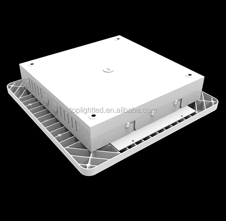 LED Gas Station Recessed Light 40W~150W LED Canopy Light IP65 Waterproof