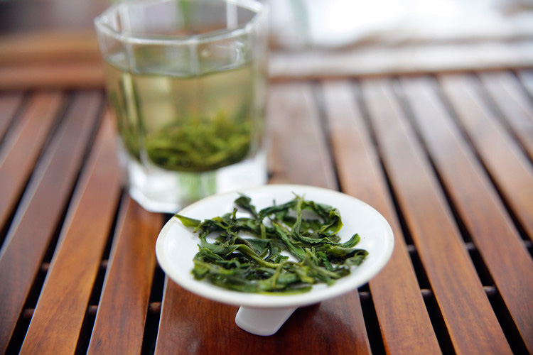 Wholesale chine green tea high mountain organic green tea leaves - 4uTea | 4uTea.com